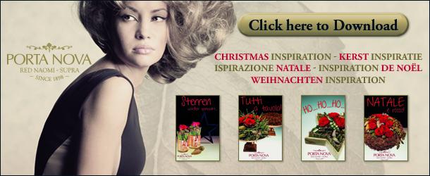 Download Porta Nova Christmass inspiration material