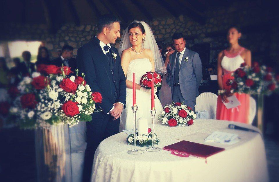 Porta Nova Red Naomi Wedding Ivana Spinelli