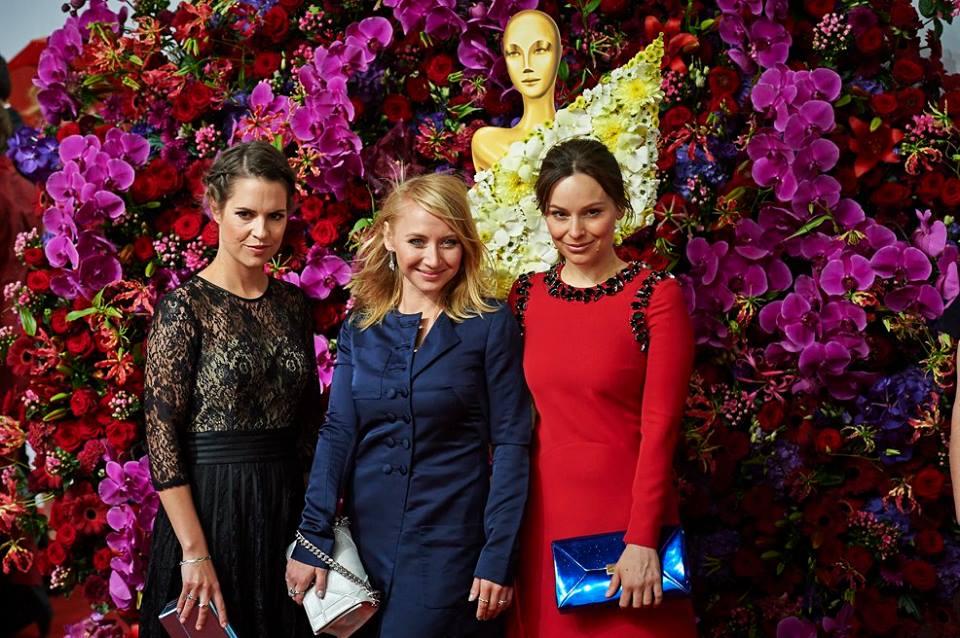 Porta Nova Red Naomi German Film Awards