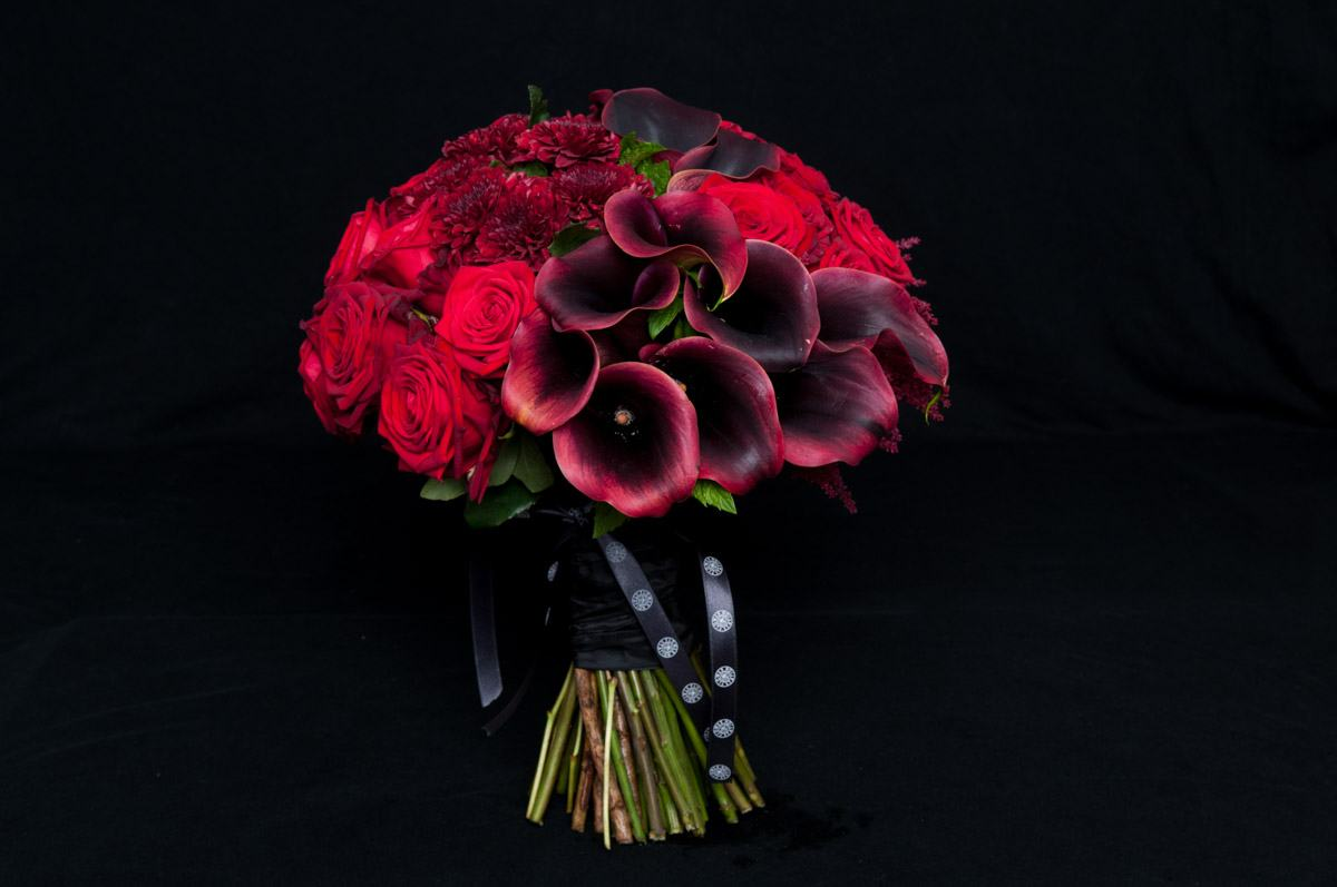Porta Nova Red Naomi Bouquets