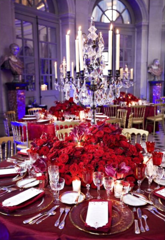 Festive season inspiration Porta Nova Christmas table arrangements 15