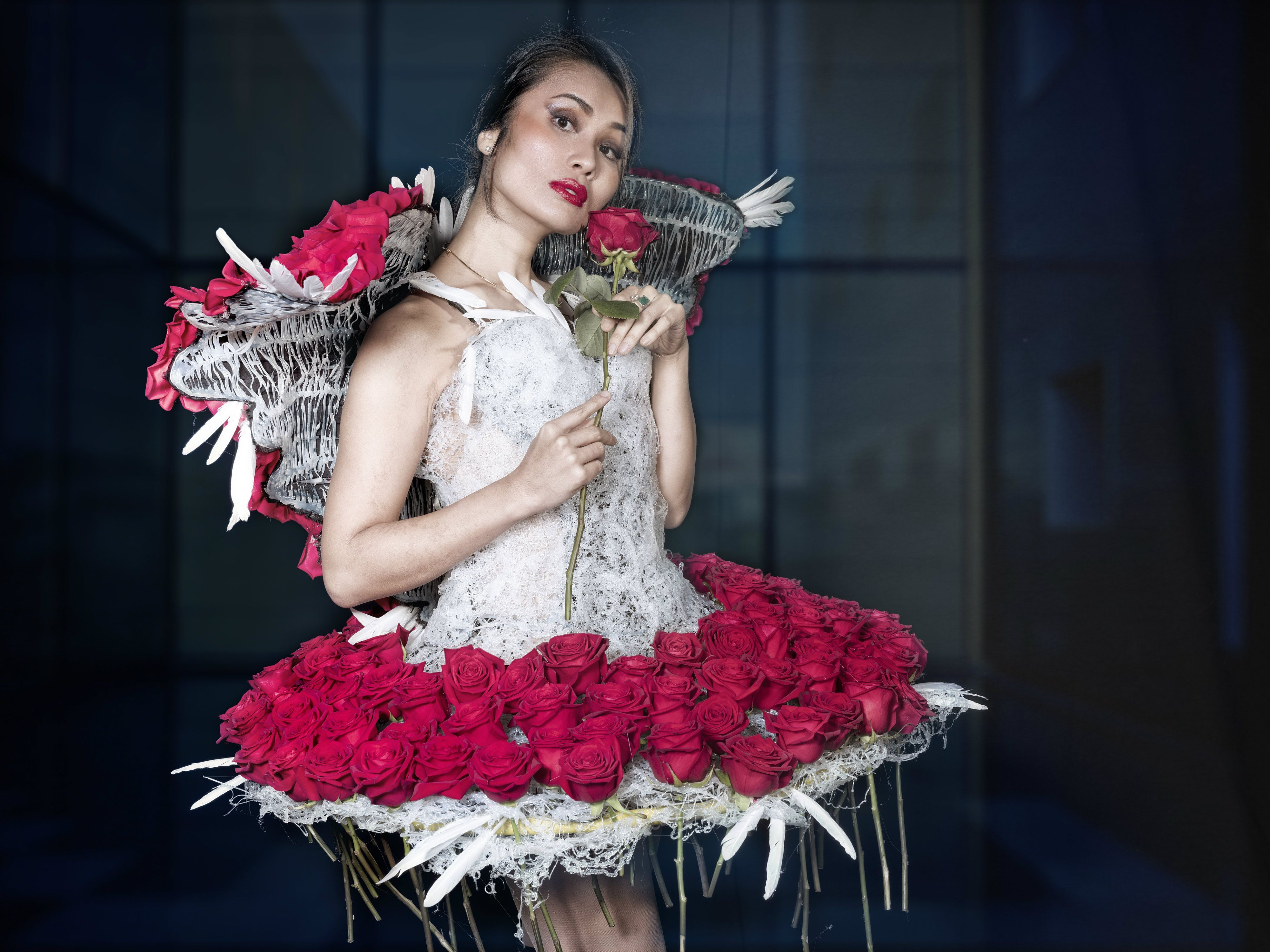 porta nova rose cyrille ribet florever red naomi