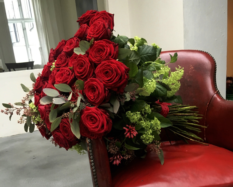 Porta Nova Red Naomi valentine's day