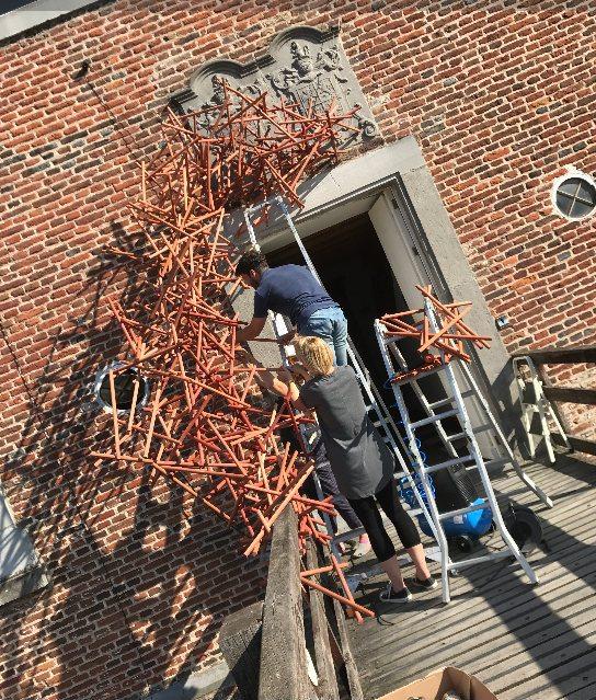 lana bates porta nova fleuramour 2018 structure