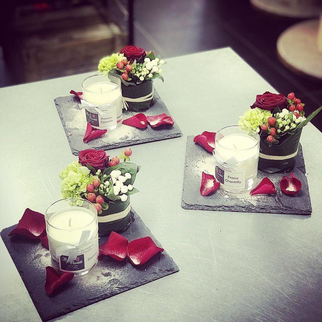 mon-fleuriste Porta Nova Red Naomi valentines day