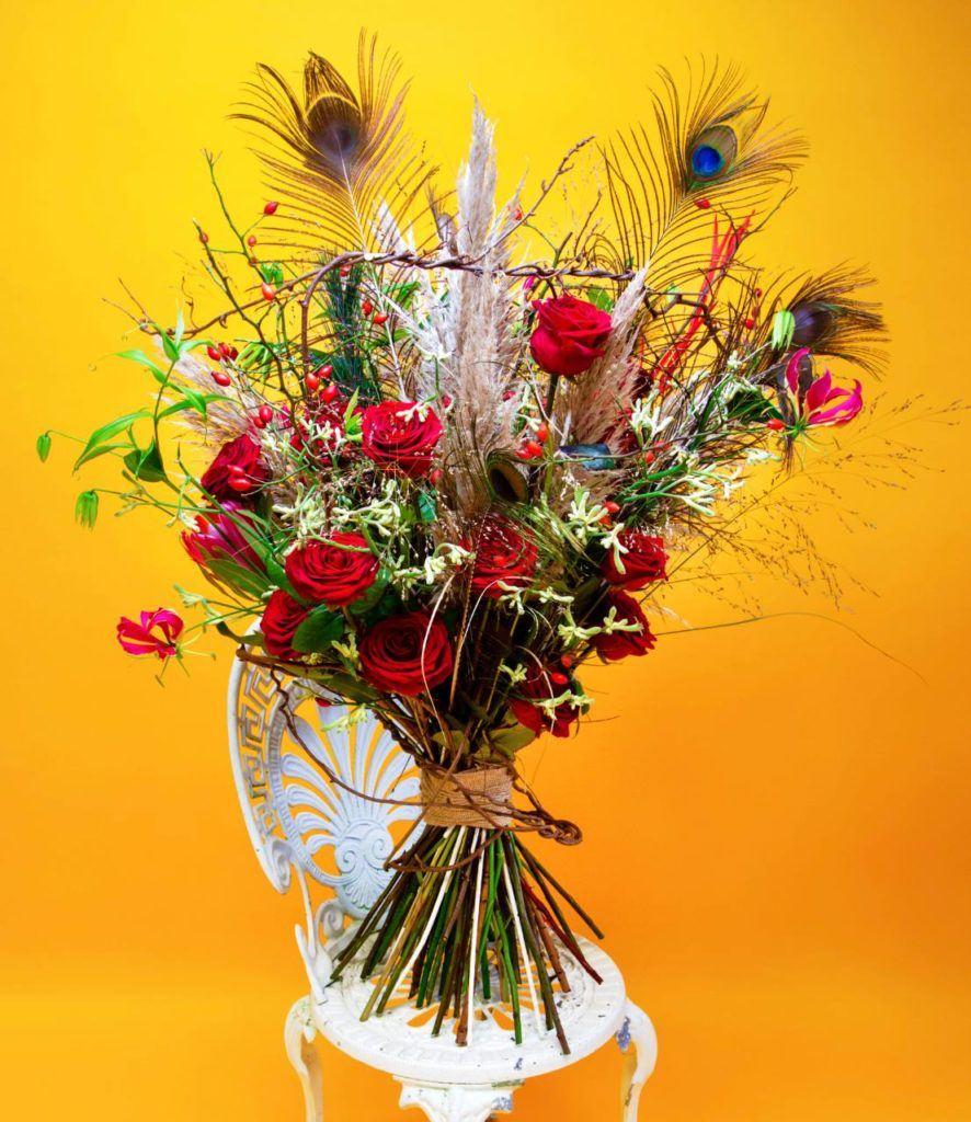 graceful porta nova red naomi bouquet ioachim erema 2