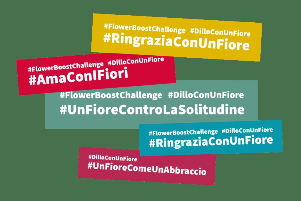 #DilloConUnFiore