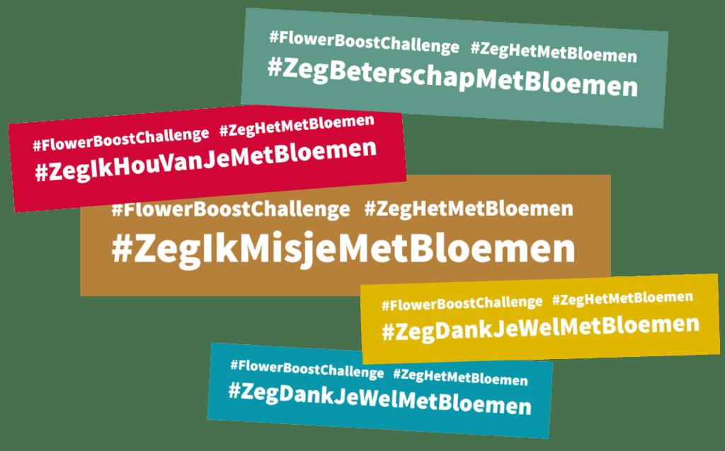 #FlowerBoostChallenge #ZegHetMetBloemen #ZegDankJeWelMetBloemen #ZegIkMisjeMetBloemen