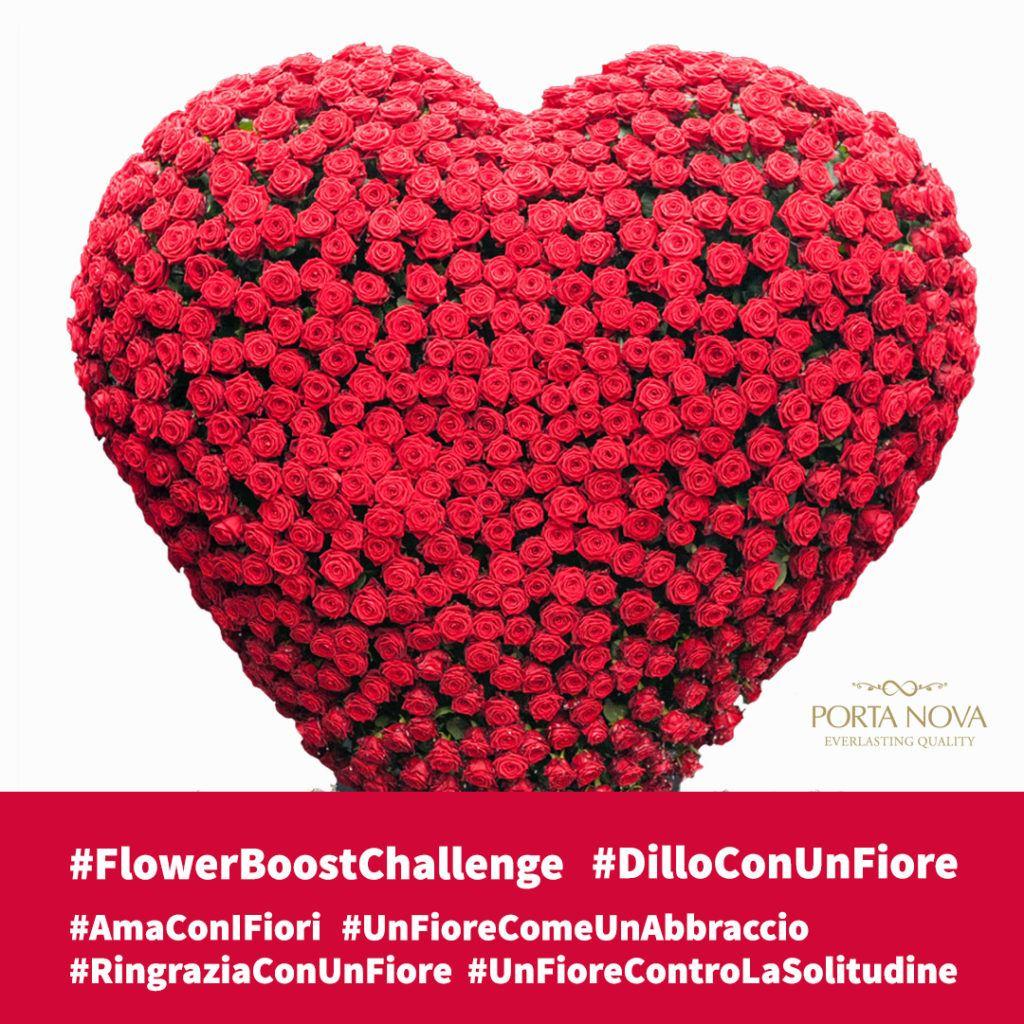 #DilloConUnFiore visual1