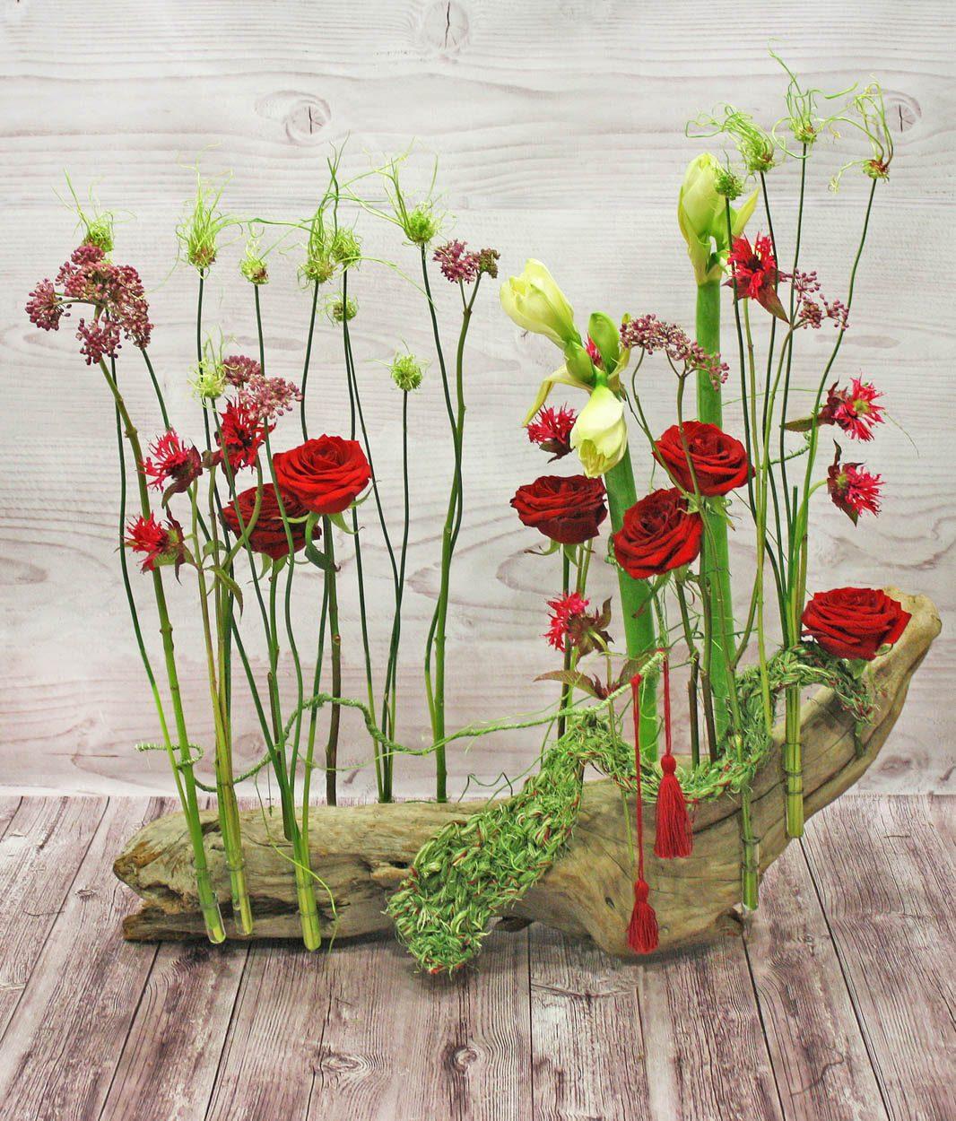 Unique and stylish Porta Rova Red Naomi designs by Alena Chudopal