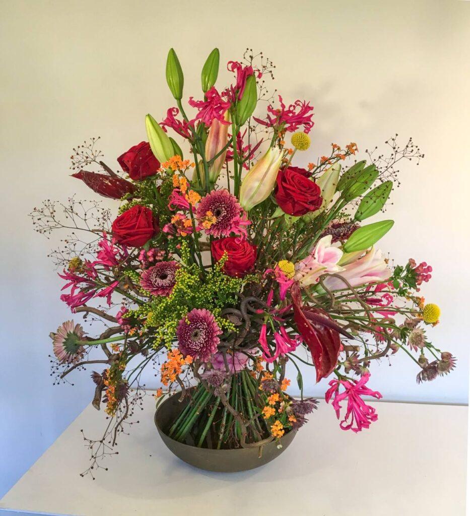 mixed bouquet laura leong porta nova