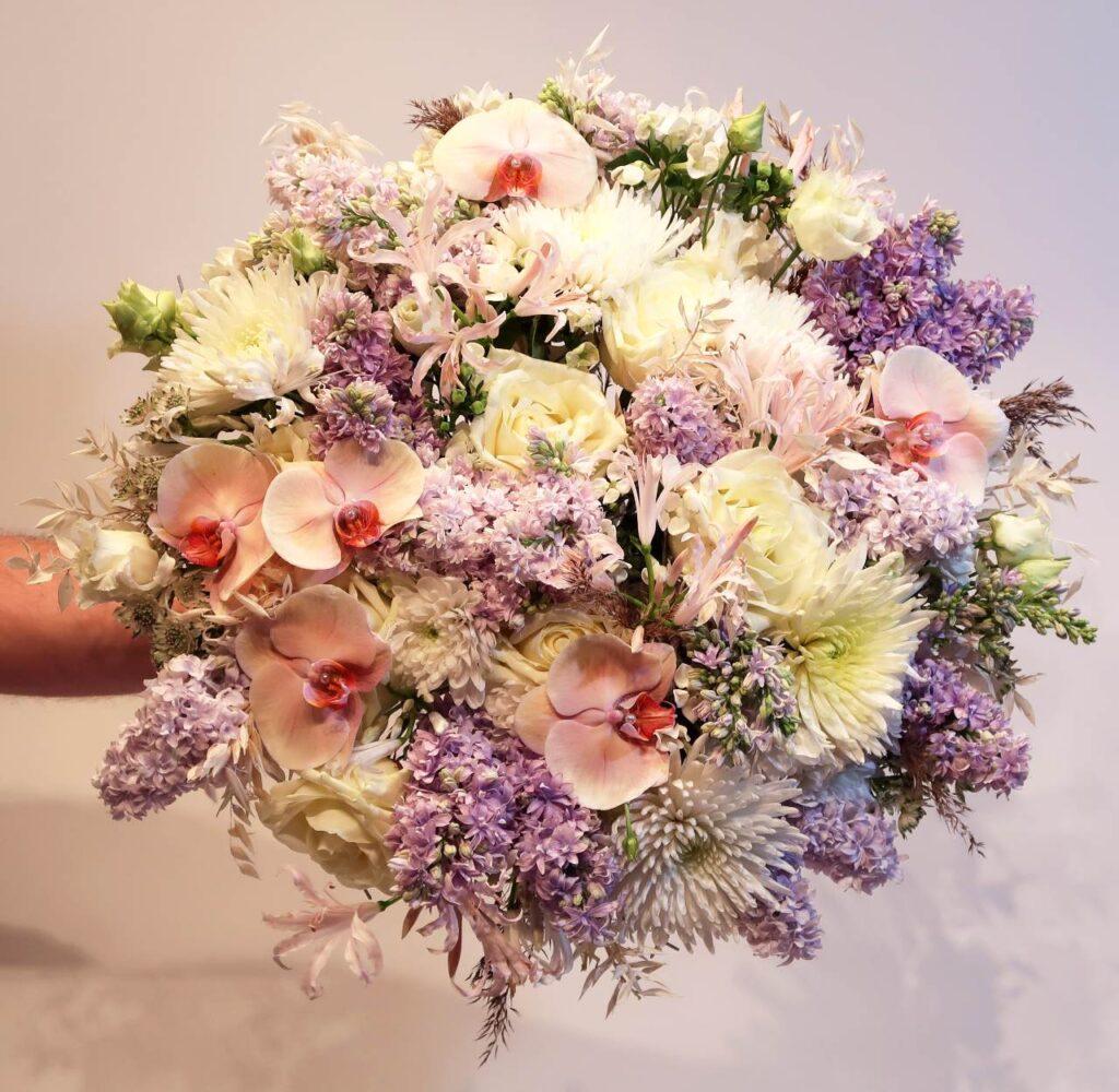 JImmy white naomi bouquet