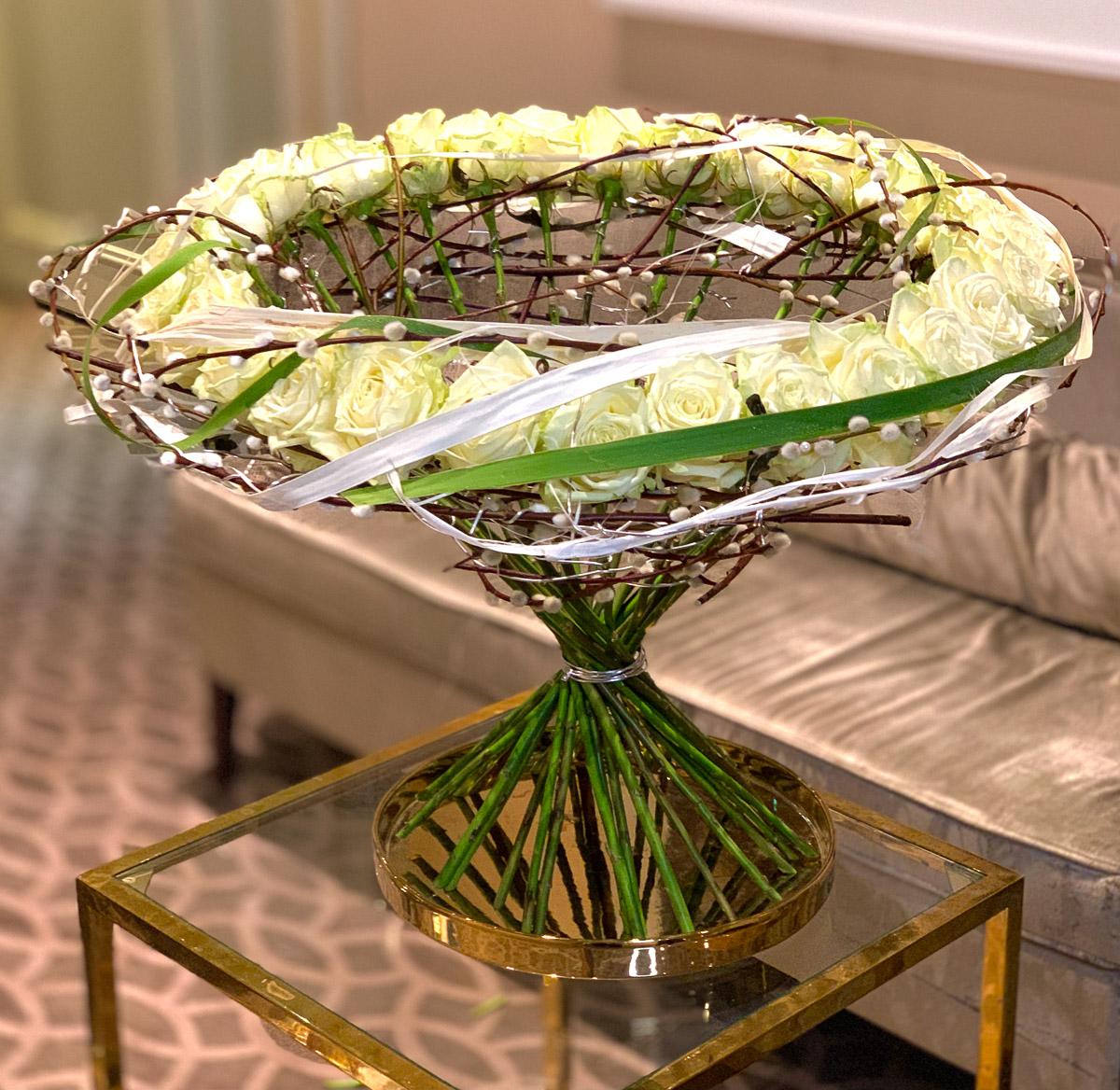 Words & Porta Nova designs with Stein Are Hansen the Florist Adventurer