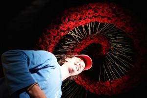 Porta-Nova-Red-Naomi-wishing well created by Jeff de Ridder
