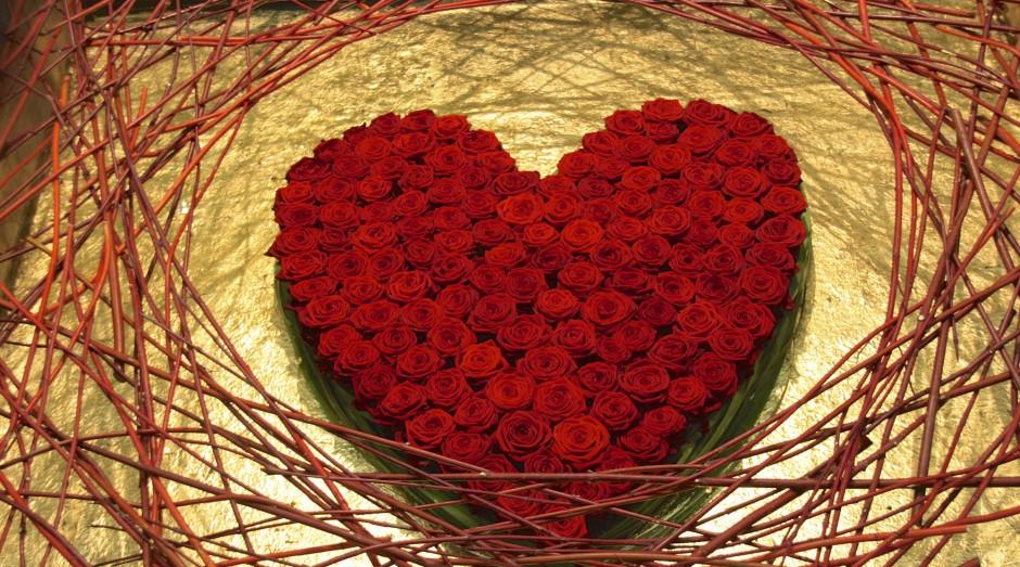 Porta Nova Red Naomi Valentines production