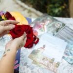 natalia flower dress red naomi 2