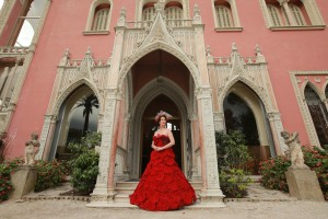 natalia flower dress red naomi 24